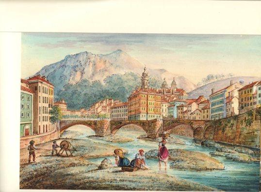 Le Pont- Vieux et St Martin-St Augustin