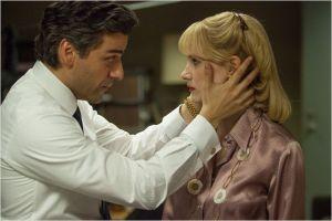 Abel ( Oscar Isaac)  et Anna (  Jessica Chastain)