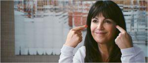 Zabou Breitman , la  Directrice  du  Discount