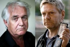 Henning Menkel  et  Kenneth Branagh
