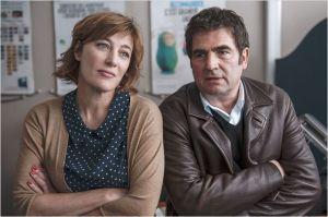 Valéria Bruni-Tedeschi  et  Romain Goupil