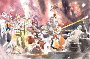 Ahmad Jamal, Jazz in Marciac 2014 c Maewy