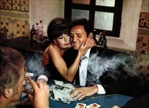 Carré de dame pour un as de Jacques Poitrenaud (1966)