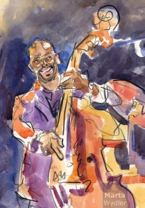 Christian McBride, Nice Jazz Festival 2014
