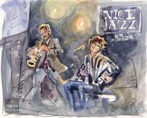 Peirani et Parisien Nice Jazz Festival 2014 c MaeWy