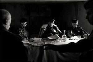 Les  dignitaires  du camp , comité de surveillance