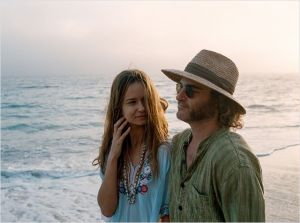 Joaquin Phoenix  et  Katherine Waterston