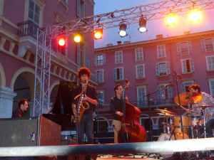 Pierre Marcus quartet c : JP L