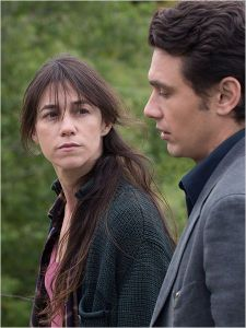 Charlotte Gainsbourg  et James  Franco