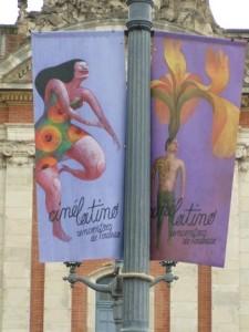 Les affiches  de Cinélatino