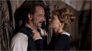 Joseph ( Vincent Lindon)  et Célestine ( Lea  Seydoux)