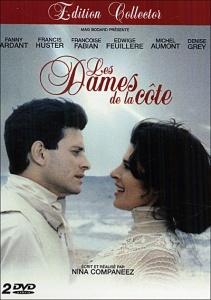 Francis  Huster  et Fanny Ardant dans Les Dames de  la côte