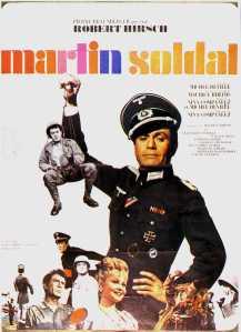 l'Affiche de  Martin Soldat  de Michel Deville