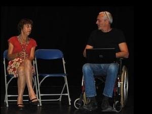 Charlotte Aubert et Didier Beaumont