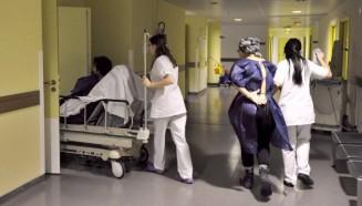 service des urgences de l'Hôpital de la Conception à Marseille