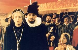 Une  scène du  Soulier  de Satin ( 1985)