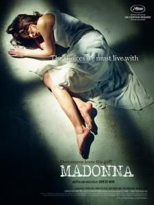 l'Affiche de  Madonna  de  Shin Su  -Won