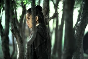 Une scène de  The  Assassin  de  Hou  Hsiao Hsien