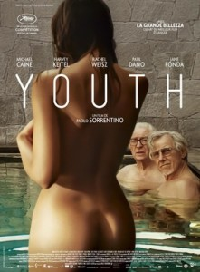 l'Affiche  de  Youth  de  Paolo Sorrentino