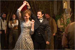 Carey  Mulligan  et  Tom Sturridge