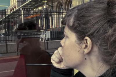 Émilie Incerti Formentini et la gare de l'Est