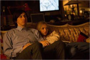 Jamie ( Adal Driver  )  et sa  femme , Darby (  Amanda  Seyfried )