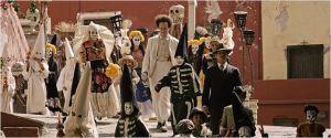la procession de la Toussaint