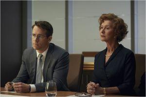 Ryan Reynolds  et Helen Mirren   ... en séance de  consultation pour le  procès
