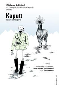 l'Affiche de  Kaputt