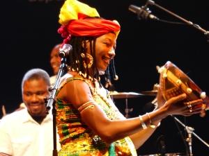 Fatoumata Diawara h : JP L