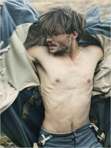 Gabriel ( Nino Rocher ) emporté dans la tourmente ...