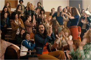 Image d'une réunion féministe