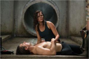 Tom Cruise et Rebecca Fergusson