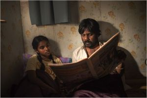 Dheepan et  la petite  fille , Illayaal ( Claudine Vinasithamby )