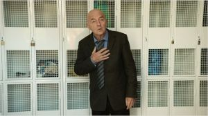 David ( Patrick Lapp ) le candidat au suicide assitsé