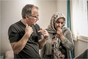 Philippe Faucon sur le torunage en compagnie de Fatima ( Soria Zeroual )
