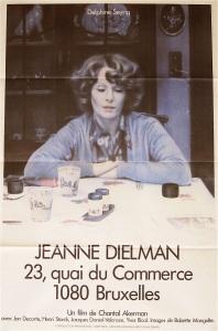 l'Affiche de Jeanne Dielman