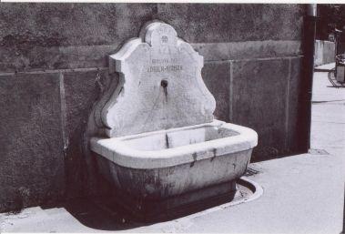 La fontaine aux animaux