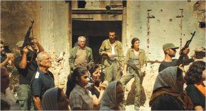 dans le camp  des  Combattants  révolutionnaires  Arméniens