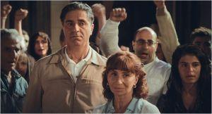 ariana Ascaride  ,  Simon Abkarian ( les parents )