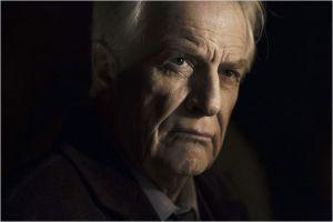 Joseph Parkin ( André Dussolier ) sombre comploteur ...