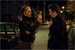 Joel Edgerton ( à droite ) et Johnny Depp ( à Gauche