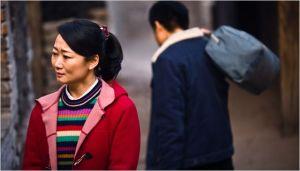 La séparation entre Tao ( Zhao Tao ) et Lainzi ( Laing Jin-Dong )
