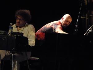Julien Lourau et Bojan Z