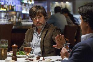 Brad Pitt , retour aux affaires ...