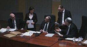 l'intervention de la juriste à la commission d'enquête... faisant constater les réglements internationaux bafoués