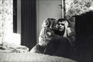 Bulle Ogier  et Jean- Pierre Kalfon dans  L'Amour  Fou ( 1980 )