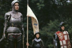 Sandrine Bonnaire dans Jeanne  la Pucelle