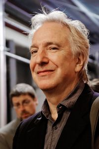 Alan Rickman en 2011