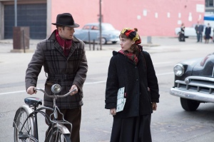 Jake Lay ( ) et Therèse ( Rooney Mara